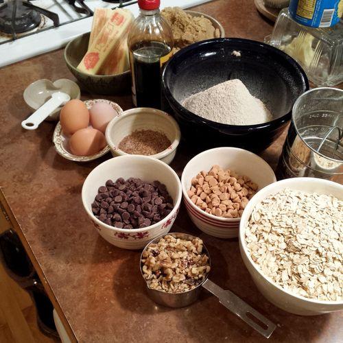 Lactation-cookies-baking-ingredients