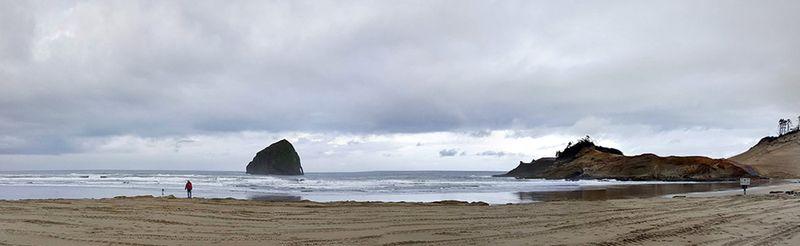 March - Oregon Coast