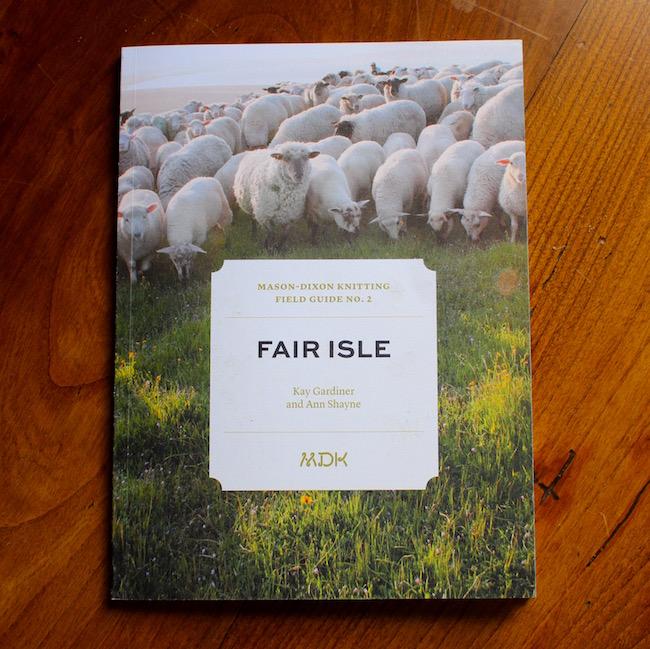 MDK Field Guide 2 Fair Isle