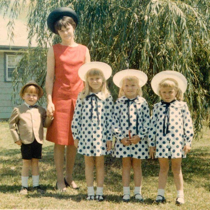 Fashion-polka dots