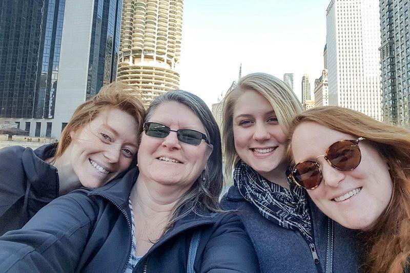February - Chicago