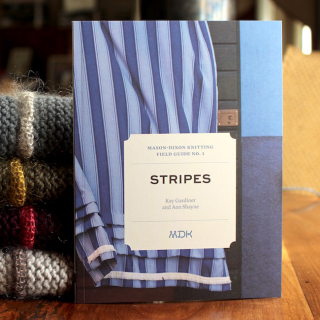 MDK Field Guide 1 Stripes
