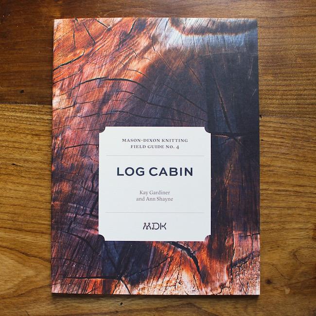 MDK Field Guide 4 Log Cabin