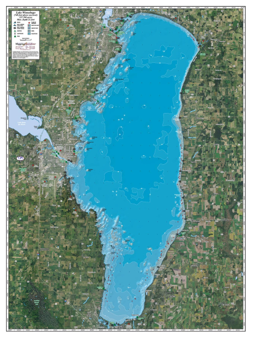 Lake-winnebago-map