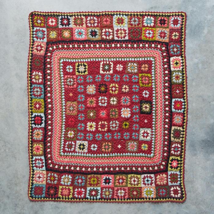Sundance Crochet Blanket