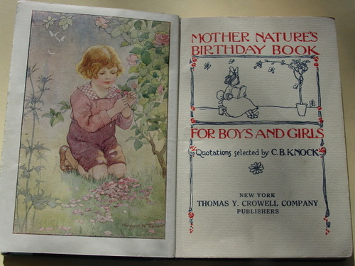 003.b.  Birthday Book