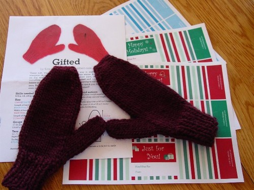 Gifted Mittens