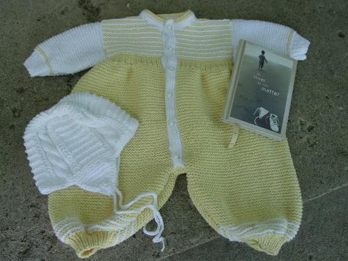 Top to Toe baby outfit