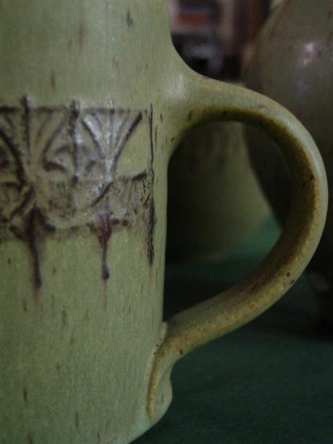 More Mug Detail